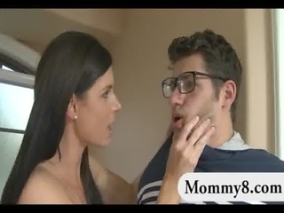 stepmom mother i and legal age teenager share the