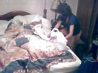 spy livecam catches wife another time