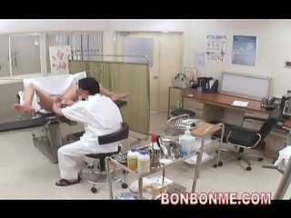 obstetrics and gynecology doctor drilled his d