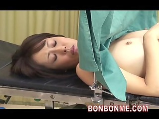 obstetrics and gynecology doctor drilled his milf