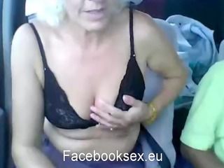 a 37 years old grandmother from romania having