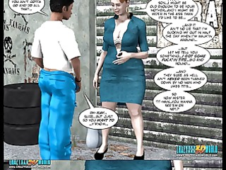 9d comic: the chaperone. clip 8