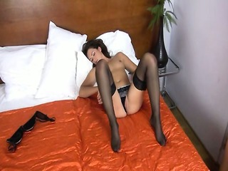 brutal gyno dildos in her cookie
