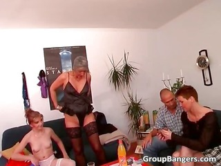abode party become immoral group banging part1